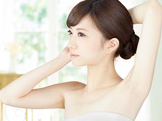 両脇脱毛 ¥2000
