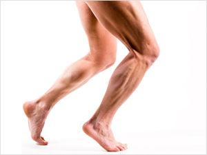 メンズ脚脱毛 膝上・膝下